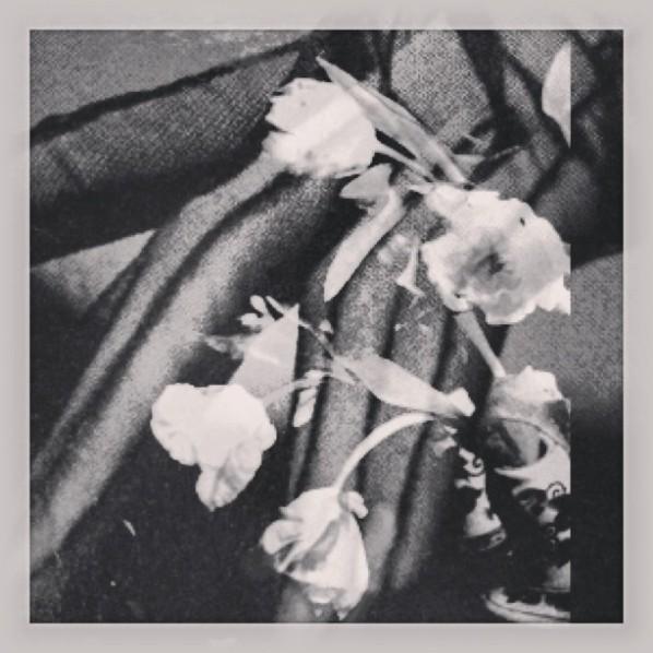 Flower glove