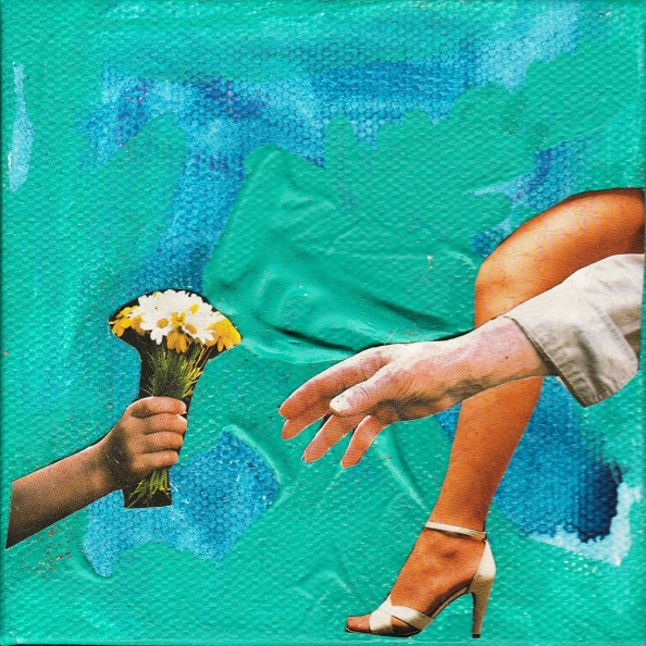 """Forget Me not 3x3"""""""