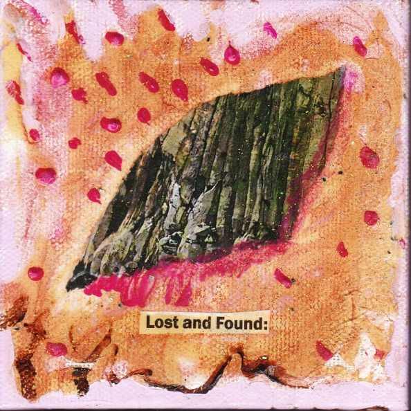 """Lost and Found 3x3"""""""